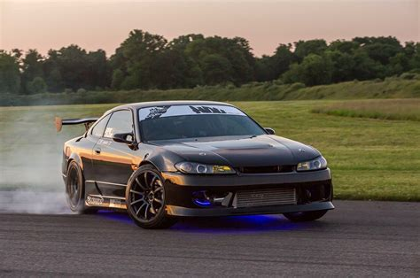 2000 Nissan Silvia Group Effort