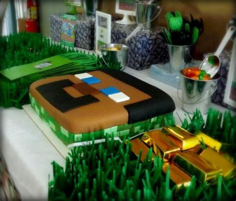 Backyard Princess Party 22 Of The Best Minecraft Birthday Party Ideas On The