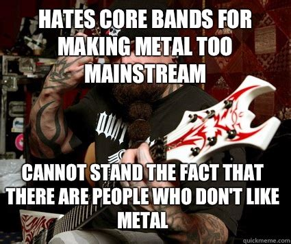 Funny Metal Memes - metal band memes pictures to pin on pinterest pinsdaddy