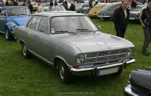 1967 Opel Kadett Opel 1967 Kadett B L 4door Sedan The History Of Cars