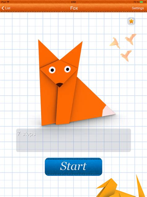 Folded Paper Animals - how to make origami animals android apps on play