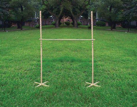 offerte giochi da giardino limbo gioco da giardino in legno a 16 livelli