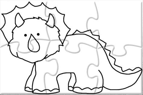 printable dinosaur puzzle aero dinosaur puzzle pattern