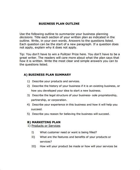 16 Sle Startup Business Plan Templates Sle Templates How To Do A Business Template