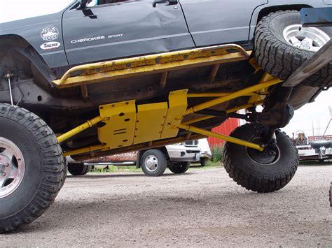 Jeep Xj Arm Kit Xj Arm Upgrade Coil Conversion 84 01 Tnt