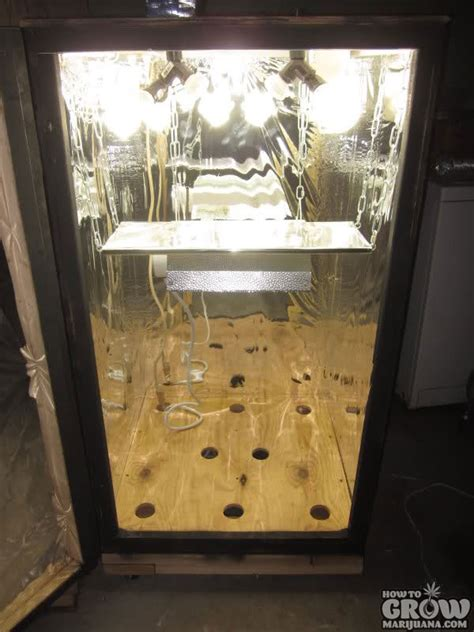 Diy Grow Cabinet by Tips To Becoming The Macgyver Of Diy Marijuana Grow Boxes