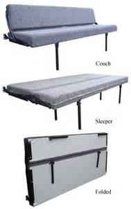 Folding Sofa Sleeper Wall Mount Folding Sofa Sleeper Cer Vans Teardrop Trailers Wall Mount Sofa