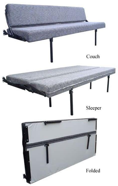 travel trailer sofa sleeper wall mount folding sofa sleeper cer vans teardrop