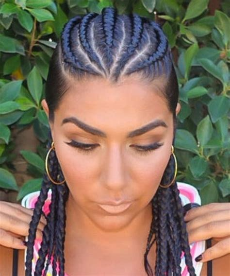 hairstyles for all ages front cornrow styles for all ages beauty broads