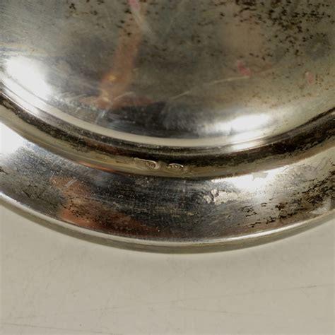 candelabro italiano posição candelabro in argento oggettistica antiquariato