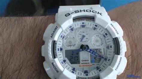 G Shock Ga 100a 7a Original casio g shock ga 100a 7a
