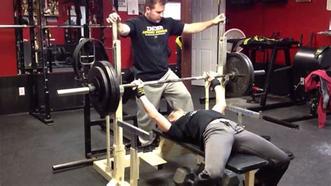 powerlifting videos bench press 305lb bench press youtube