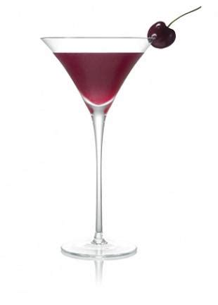 apple martini with cherry cocktails drink recipes
