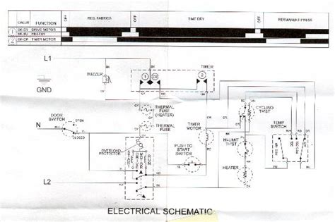 wiring diagram for maytag bravos dryer efcaviation