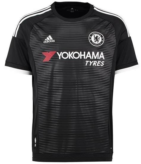 new chelsea third kit 15 16 black chelsea shirt 2015 2016