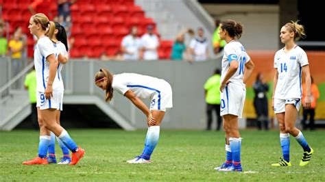 usa womens soccer olympics schedule 2016 why usa women s soccer lost to sweden failed to make