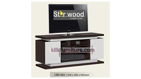 Rak Tv Pendek crd 002 buffet rak tv starwood sale diskon