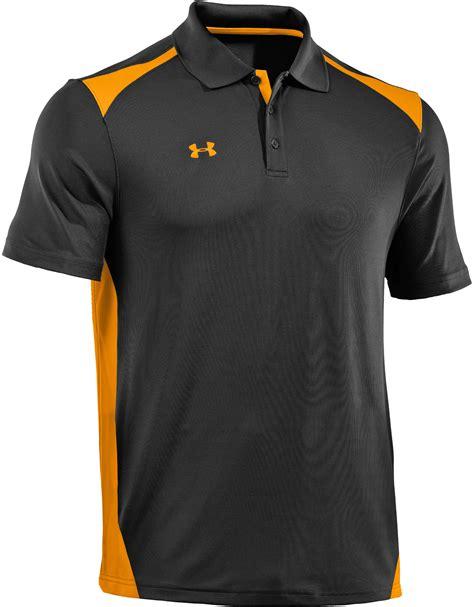 color block polo shirt e102603 armour mens team colorblock polo shirts