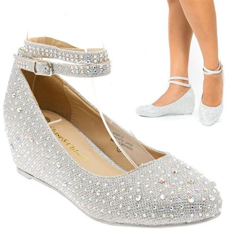 17 best ideas about silver wedges on wedge