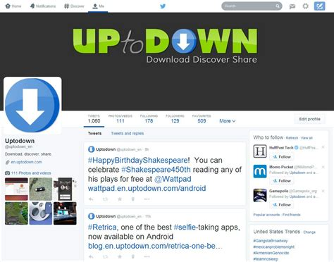 design home uptodown how to make the most of the twitter redesign blog