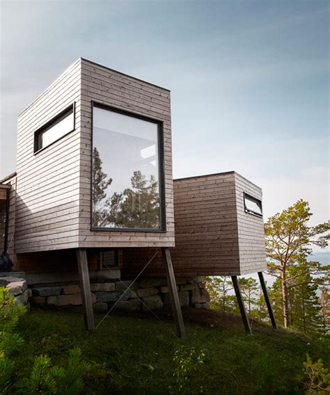 how to buy a house in norway rever drage architects constructs cabin straumsnes