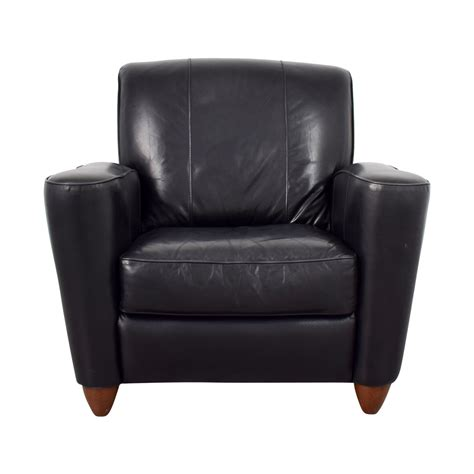 leather reading chair 65 off leather library reading chair chairs