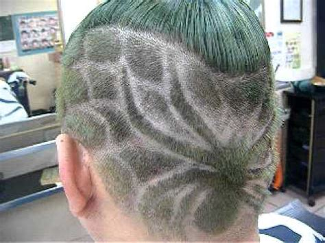 haircut designs spider web hairstyles man haircut spider and spider web youtube