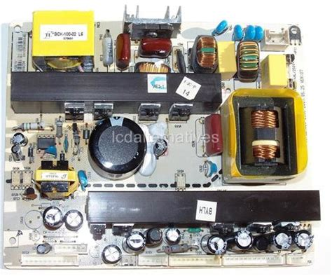 insignia tv capacitors insignia ns lcd32 lcd tv repair kit capacitors only not the entire board lcdalternatives