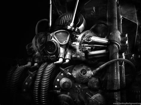 industrial wallpaper cyber industrial mask wallpapers desktop background