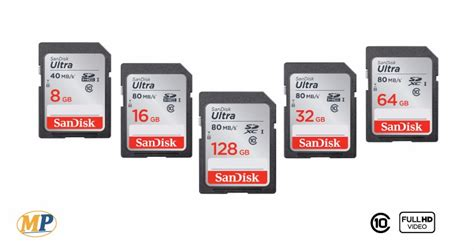 Best Quality Memory Card Micro Sd Sandisk Ultra 16gb Class 10 Speed 8 best selling sandisk ultra sd memory card 80mb s sdsdunc