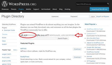 cara membuat blog di aplikasi wordpress kelebihan wordpress blog kerana plugin yang banyak