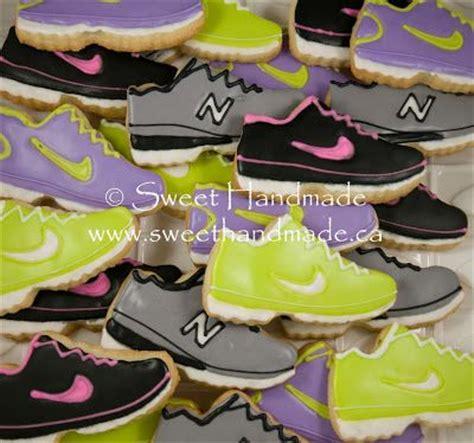 Handmade Running Shoes - best 25 shoe cookies ideas on high heel