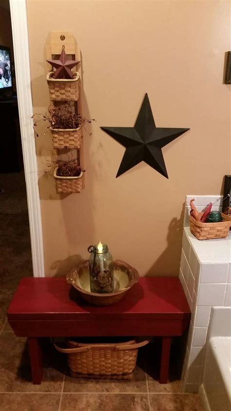 primitive bathroom accessories 17 best ideas about primitive bathroom decor on pinterest