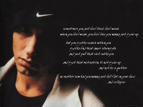 Eminem Quotes Best Quotes By Eminem Quotesgram