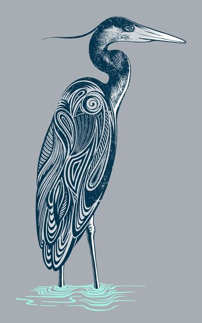 blue heron tattoo 178 best images about tattoos on herons