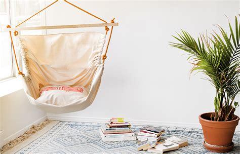 Hanging Chair For Bedroom Hamac Urbain Design L Art De Faire Des Splendides Hamacs