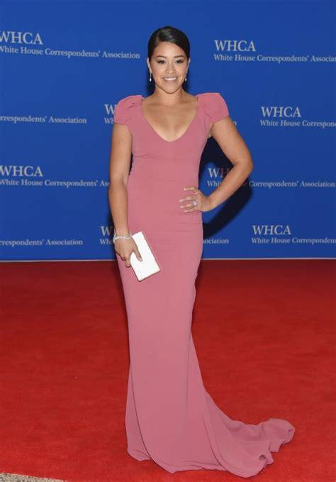Gina Rodriguez 2015 White House | gina rodriguez 2015 white house correspondents dinner in