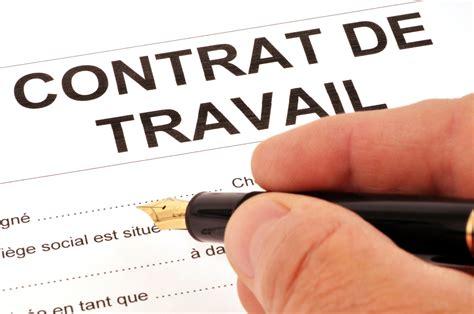 R Diger Une Lettre De Motivation Vendeuse d 233 lai signature contrat de travail lettre de motivation 2018