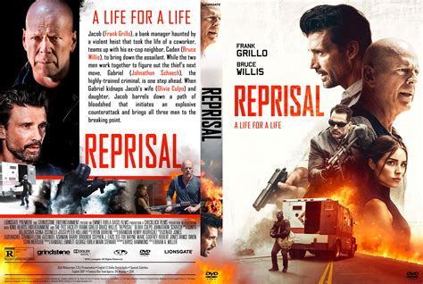 The Reprisal reprisal dvd cover cover addict dvd bluray covers and