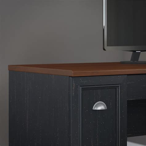Just Cabinets Allentown by Fairview L Shaped Desk Wc53930 03k