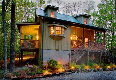 Cabins For New Year by A Free Daily Visitor Guide For The Carolina