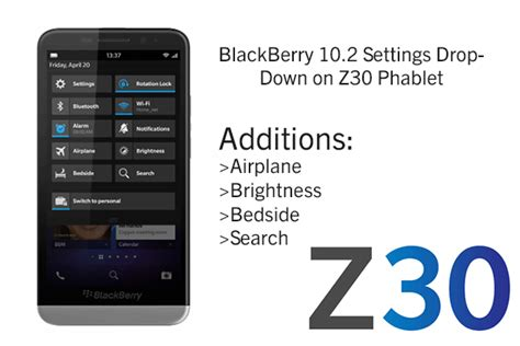 expected additions to blackberry 10 2