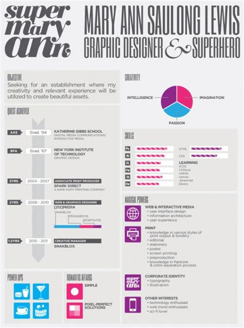 30 amazing cv resume to impress your recruiter