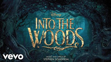 into the woods soundtrack download prologue into the woods from into the woods audio