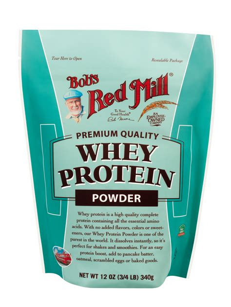 Whey Protein Powder reviews for whey protein powder bob s mill