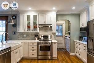 used kitchen cabinets ct norwalk this beautiful fabuwood nexus frost kitchen was built by