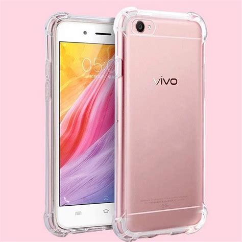 Vivo V7 Plus Cool Apple Hardcase 1 anti clear for vivo v5 plus v7 plus y53 y55