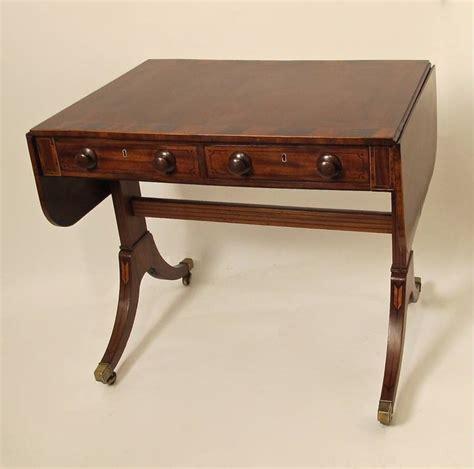 c sofa table 19th c english regency sofa table for sale at 1stdibs