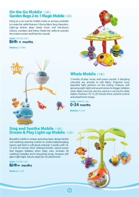 Vtech Garden Bugs 2 In 1 Magic Mobile Murah vtech catalog 2012