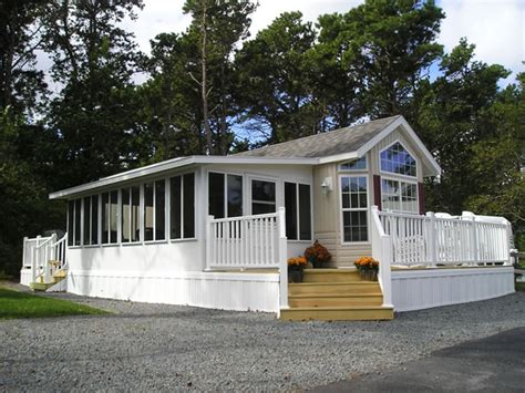 Prefab Sunroom Rvs Park Models Mobile Homes Modular Homes Products